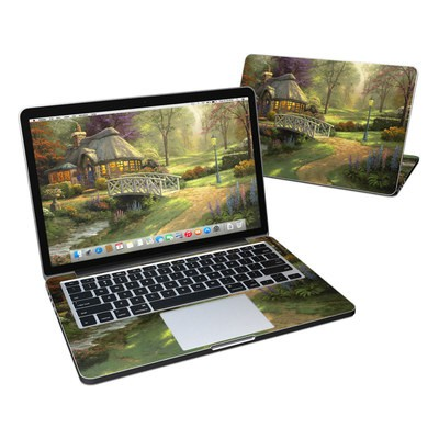 MacBook Pro Retina 13in Skin - Friendship Cottage