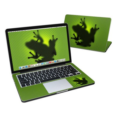 MacBook Pro Retina 13in Skin - Frog