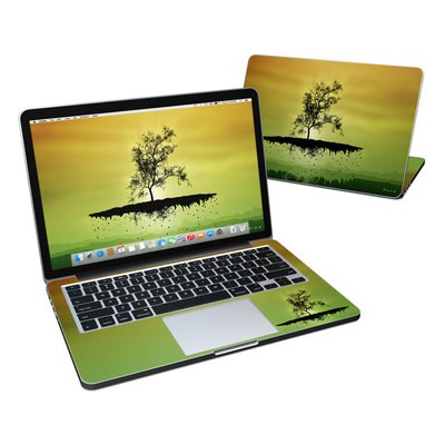 MacBook Pro Retina 13in Skin - Flying Tree Amber