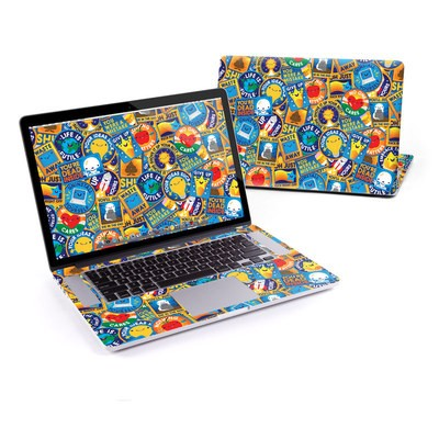 MacBook Pro Retina 13in Skin - Eff Right Off