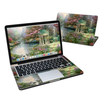 MacBook Pro Retina 13in Skin - Garden Of Prayer