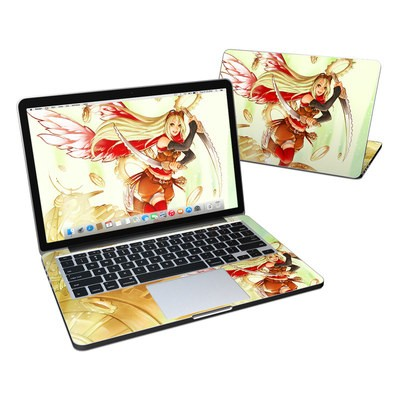 MacBook Pro Retina 13in Skin - Gear Thief