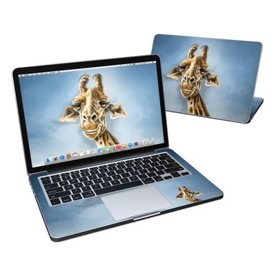 MacBook Pro Retina 13in Skin - Giraffe Totem