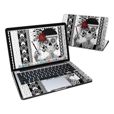 MacBook Pro Retina 13in Skin - Mrs Gloria Vanderbone