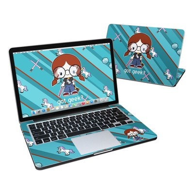 MacBook Pro Retina 13in Skin - Got Geek
