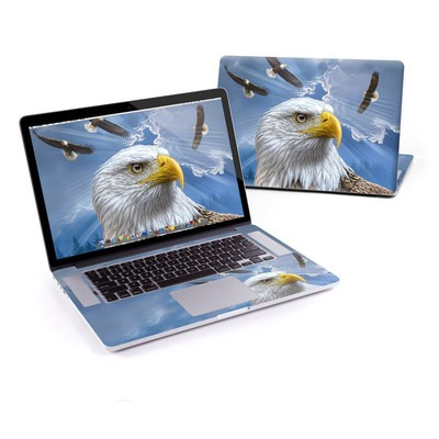 MacBook Pro Retina 13in Skin - Guardian Eagle