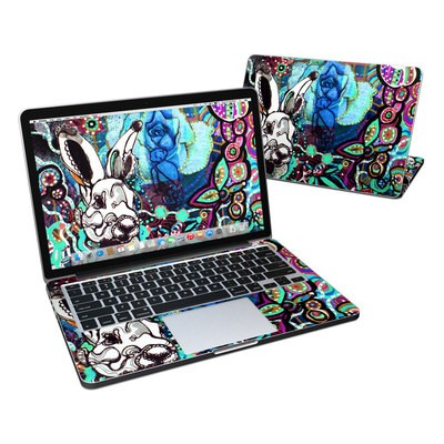 MacBook Pro Retina 13in Skin - The Hare