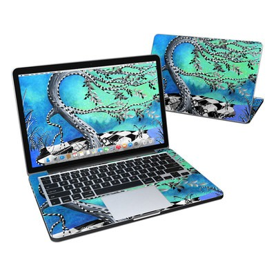 MacBook Pro Retina 13in Skin - Haunted Tree