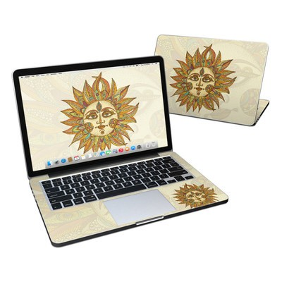 MacBook Pro Retina 13in Skin - Helios