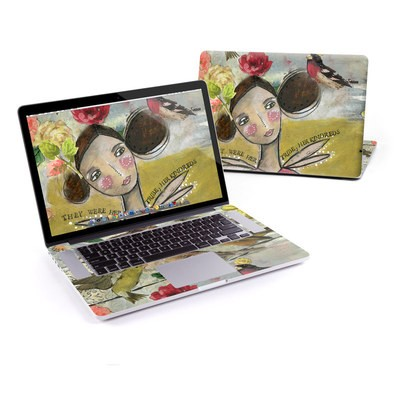 MacBook Pro Retina 13in Skin - Her Tribe