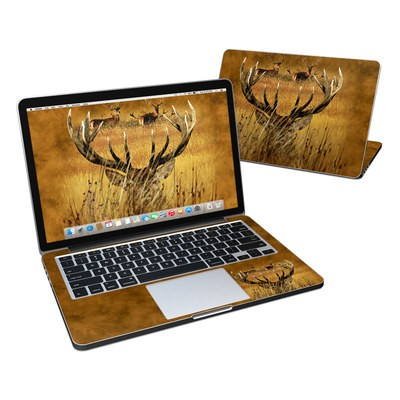 MacBook Pro Retina 13in Skin - Hiding Buck