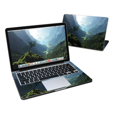 MacBook Pro Retina 13in Skin - Highland Spring