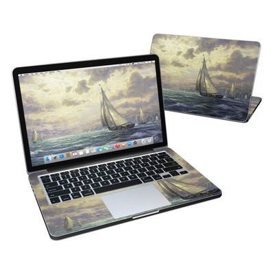 MacBook Pro Retina 13in Skin - New Horizons