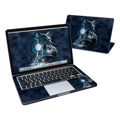 MacBook Pro Retina 13in Skin - Howling