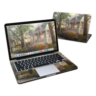 MacBook Pro Retina 13in Skin - Hometown Pride