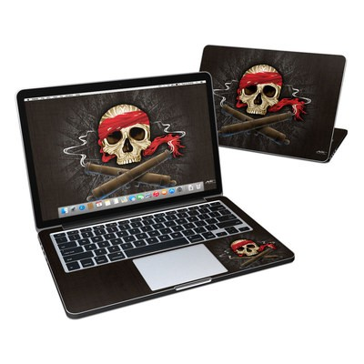 MacBook Pro Retina 13in Skin - High Seas Drifter