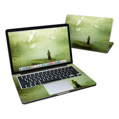 MacBook Pro Retina 13in Skin - If Wishes