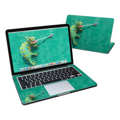 MacBook Pro Retina 13in Skin - Iguana