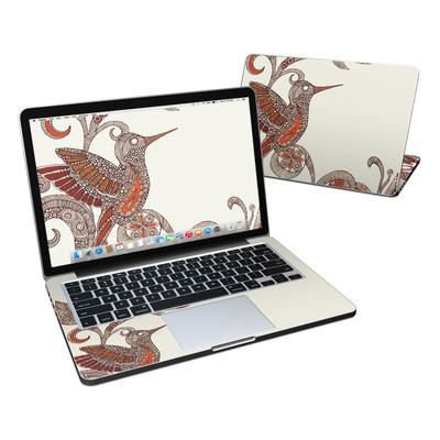 MacBook Pro Retina 13in Skin - You Inspire Me