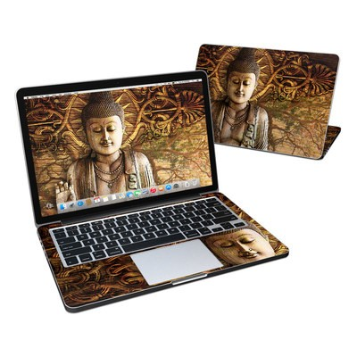 MacBook Pro Retina 13in Skin - Intentional Bliss