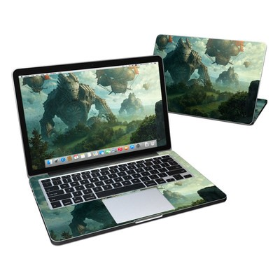 MacBook Pro Retina 13in Skin - Invasion