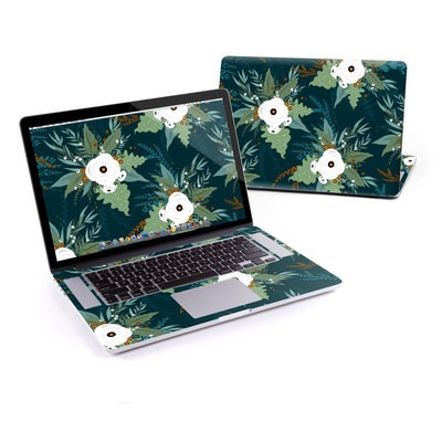 MacBook Pro Retina 13in Skin - Isabella Garden