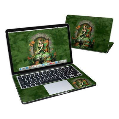 MacBook Pro Retina 13in Skin - Jade Fairy