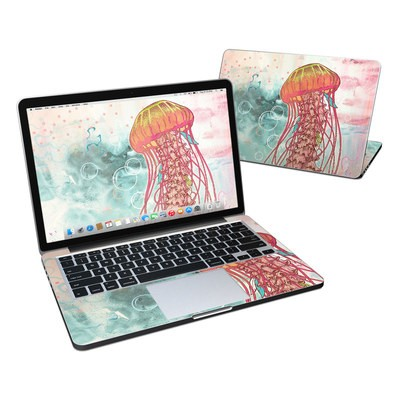 MacBook Pro Retina 13in Skin - Jellyfish