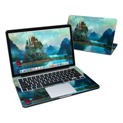 MacBook Pro Retina 13in Skin - Journey's End