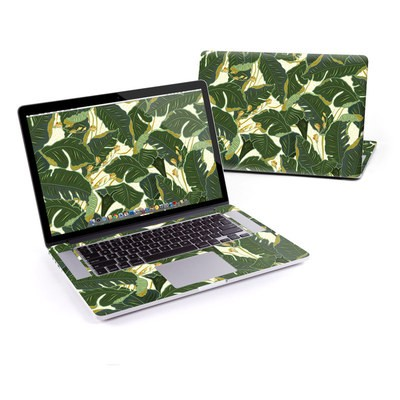 MacBook Pro Retina 13in Skin - Jungle Polka