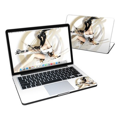 MacBook Pro Retina 13in Skin - Josei 4 Light