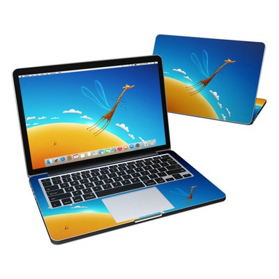 MacBook Pro Retina 13in Skin - Learn to Fly
