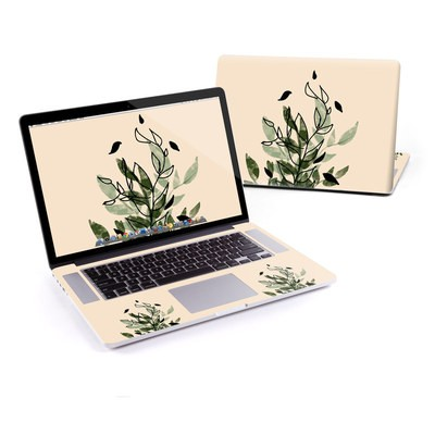 MacBook Pro Retina 13in Skin - Leaves