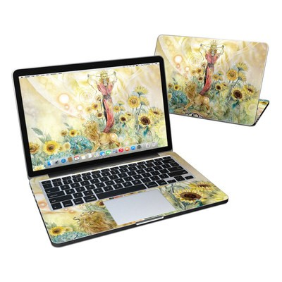 MacBook Pro Retina 13in Skin - Leo