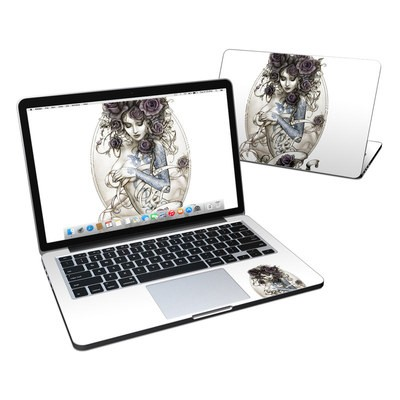 MacBook Pro Retina 13in Skin - Les Belles Dames