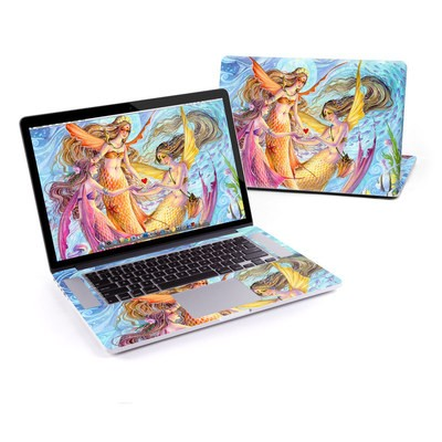 MacBook Pro Retina 13in Skin - Light of Love