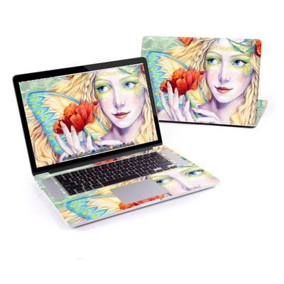 MacBook Pro Retina 13in Skin - Light of the Poppy