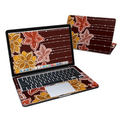 MacBook Pro Retina 13in Skin - Lila