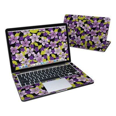 MacBook Pro Retina 13in Skin - Lilac