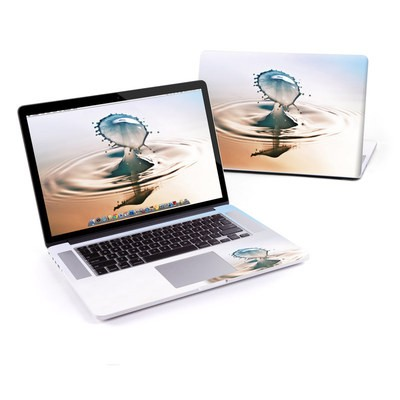 MacBook Pro Retina 13in Skin - Liquid Daybreak