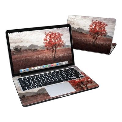 MacBook Pro Retina 13in Skin - Lofoten Tree