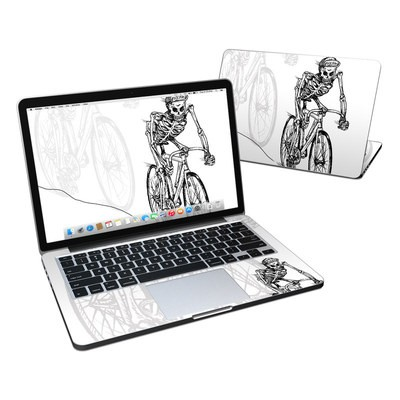 MacBook Pro Retina 13in Skin - Lone Rider