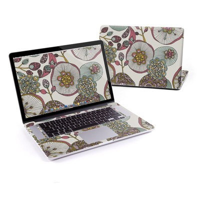 MacBook Pro Retina 13in Skin - Lotus