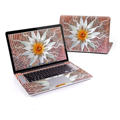 MacBook Pro Retina 13in Skin - Lotus Illuminato