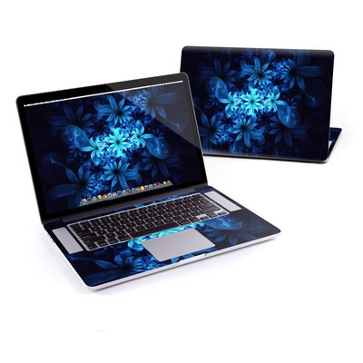 MacBook Pro Retina 13in Skin - Luminous Flowers