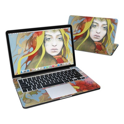 MacBook Pro Retina 13in Skin - Maia