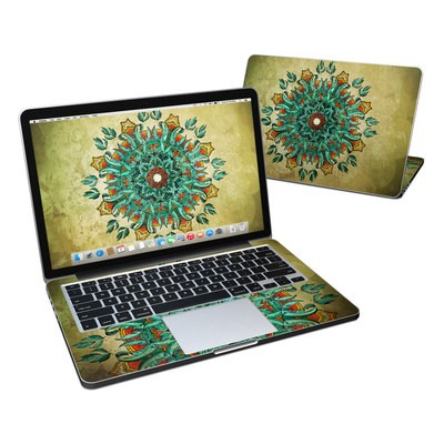MacBook Pro Retina 13in Skin - Mandela