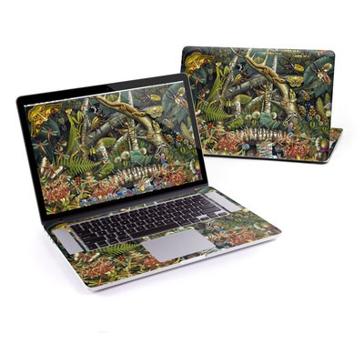 MacBook Pro Retina 13in Skin - Mantis Mundi