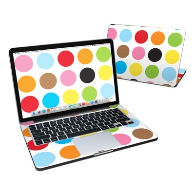 MacBook Pro Retina 13in Skin - Multidot