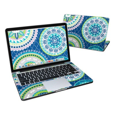 MacBook Pro Retina 13in Skin - Medallions